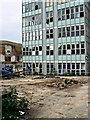 SU1584 : Former Swindon College, Edmund Street, Swindon 21.05.12 by Brian Robert Marshall