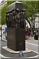 TQ3079 : Memorial to the Women Who Served in World War II, Whitehall by David Dixon