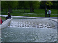 TQ2680 : Princess of Wales Memorial Fountain, Hyde Park by David Dixon
