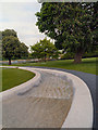 TQ2779 : The Diana, Princess of Wales Memorial Fountain at Hyde Park by David Dixon