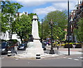 TQ2683 : Edward Onslow Ford monument, Abbey Road, London  by John Grayson