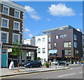TQ2583 : Flats, 83 Abbey Road, London NW8 by John Grayson
