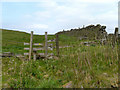 SD7525 : Stile, Haslingden Moor by David Dixon