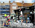 TQ3702 : Beach shop, Rottingdean by nick macneill