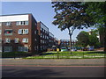 TQ3073 : Flats on Challice Way, Tulse Hill by David Howard
