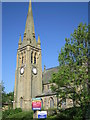 SE1325 : A former church for sale, Hipperholme by Ian S