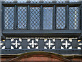 SJ4182 : Speke Hall North Range by David Dixon