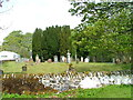 NH3961 : The old cemetery at Garve by Dave Fergusson
