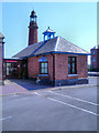 SJ4077 : Ellesmere Port Lighthouse by David Dixon