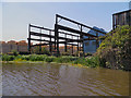 SJ4076 : Former Ironworks, Shropshire Union Canal by David Dixon