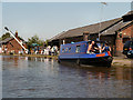 SJ4077 : Shropshire Union Canal, National Waterways Museum by David Dixon