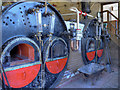 SJ4077 : National Waterways Museum Boilerhouse by David Dixon