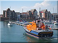 TQ6401 : Golden Jubilee enters Sovereign Harbour marina by Oast House Archive