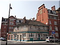 TQ3582 : The Fountain Public house, Bethnal Green by David Anstiss