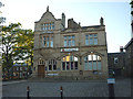 SK0394 : The NatWest bank in Glossop by Karl and Ali