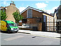 TQ2583 : Quex Road Methodist Church, Kilburn by John Grayson