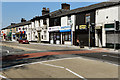 SD8110 : Rochdale Road Shops by David Dixon