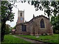 SK4387 : St Helen's Church, Treeton by Graham Hogg