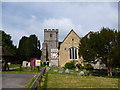 TQ3864 : West Wickham, Kent:  Parish Church of St. John the Baptist by Dr Neil Clifton