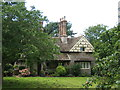 ST5578 : Cottage in Blaise Hamlet by Ruth Riddle