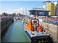 TQ6401 : RNLB Golden Jubilee (RNLI 16-23) by Oast House Archive