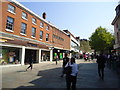 TG2208 : Haymarket, Norwich by Stacey Harris
