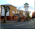 TQ2384 : Central Mosque Of Brent, Willesden Green London NW2 by John Grayson