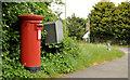 J5179 : Pillar box and drop box, Bangor by Albert Bridge