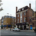 TQ2978 : The Barley Mow Public House Horseferry Road by PAUL FARMER