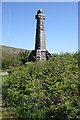 NM6744 : Lochaline War Memorial by Anne Burgess