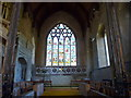 TF6841 : St. Mary's church, Old Hunstanton by pam fray