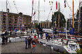 TQ3380 : London - St Katherines Dock by Chris Talbot