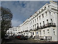 TQ3303 : Sussex Square, BN2 (east side, north of Eastern Road) by Mike Quinn