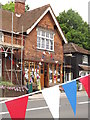 TQ0947 : Abinger Hammer and Bunting by Colin Smith