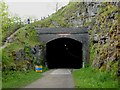 SK1672 : The west portal of Litton Tunnel by Graham Hogg