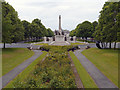 SJ3384 : The Lever Brothers' War Memorial, Port Sunlight by David Dixon