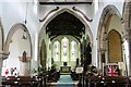 SK9760 : Interior, All Saints' church, Coleby by J.Hannan-Briggs
