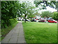 TQ3866 : Looking towards The Avenue, West Wickham by Marathon