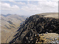 NG9773 : North face of Beinn Làir by Trevor Littlewood