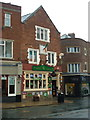 SE3320 : The Talbot &amp; Falcon, Wakefield by Ian S