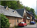NM8429 : Oban Architecture : Kilbowie Lodge Stables, Gallanach Road, Oban by Richard West