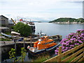 NM8529 : Coastal Argyll : The Lifeboat Berth at Oban by Richard West