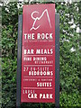 SE0919 : The Rock public house, Holywell Green by Ian S