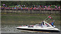 TQ2777 : Leisure boats, Jubilee Pageant by Oast House Archive
