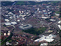 NS6264 : Parkhead from the air by Thomas Nugent