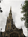 TQ3975 : Spire of St Michael's church by Stephen Craven