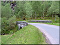 NH2627 : Bridge over the Allt an Ruighe Dhuibh by Dave Fergusson