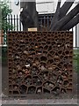 TQ3380 : The Insect Hotel, St Dunstan in the East, St Dunstan's Hill EC3 by R Sones