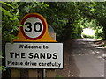 SU8846 : Welcome to The Sands by Colin Smith