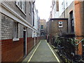 TQ2881 : Cross Keys Close, London by PAUL FARMER